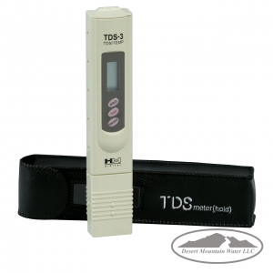 TDS-3 Handheld TDS Meter with Carrying Case
