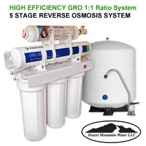 605290-5STAGE High Efficiency Reverse Osmosis System-5STAGE High Effiency Reverse Osmosis System