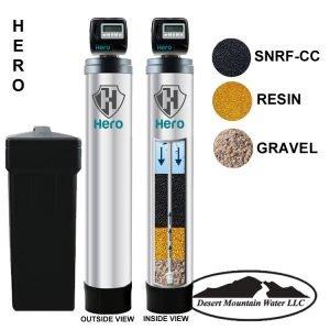 Hero Premium Water Conditioning Softening