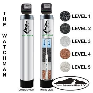 The Watchmen Whole house Water Treatment System