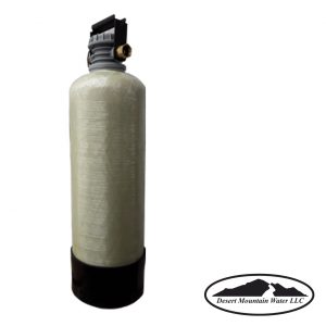 12K Portable Water Softener - Tall