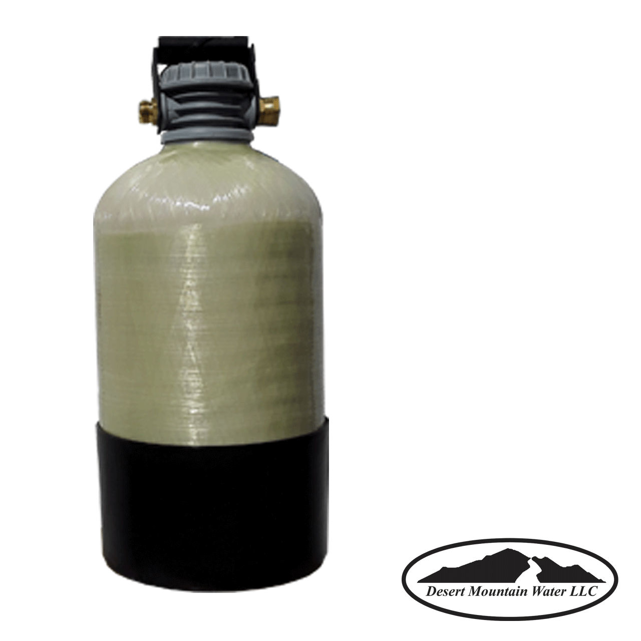 12K Portable Water Softener - Wide